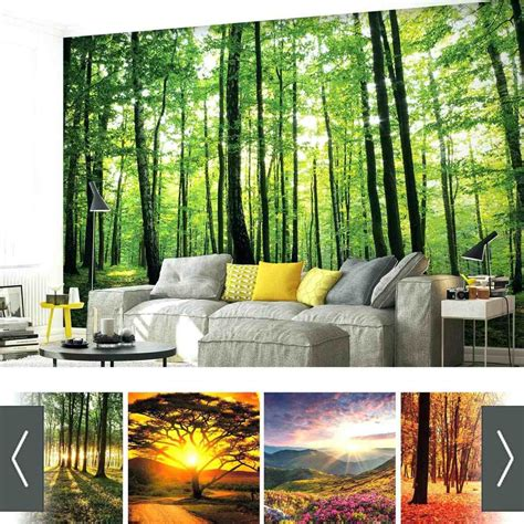 home decor wall murals mural design enchanted forest wall murals accessories bath