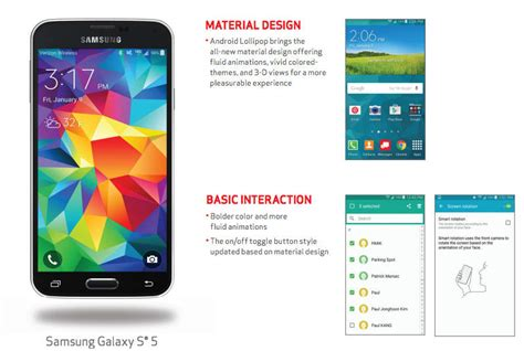 android galaxy s5 verizon galaxy s5 getting android 5 0 lollipop update samsung rumors