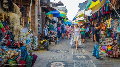 shopping streets  bali balis great walking