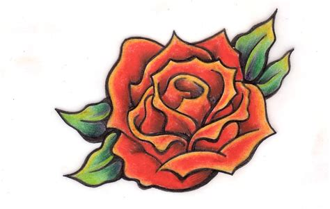 red roses tattoo design la kuvent 10 things sunday
