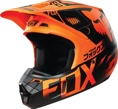 closeout motocross helmets fox racing v2 union dot mx motocross riding helmet