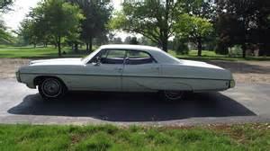 1968 Pontiac Bonneville 1968 Pontiac Bonneville 4 Door Hardtop 400 Ci Automatic