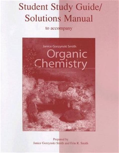Pdf Student Solutions Accompany Organic Chemistry study guide solutions manual to accompany organic