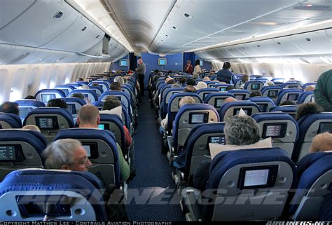 Delta 777 Interior by Delta Boeing 777 Interior
