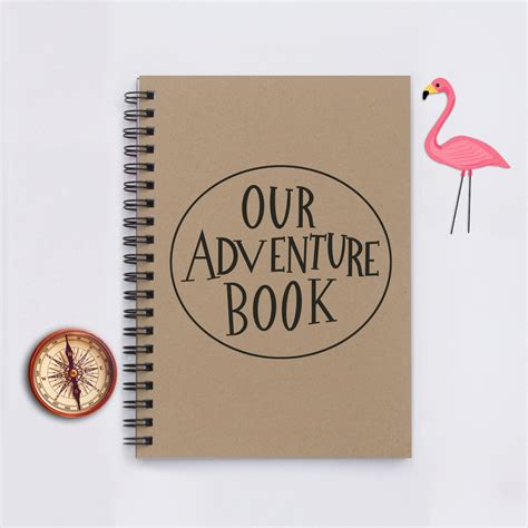 our list a journal books our adventure book 5 x 7 journal travel journal