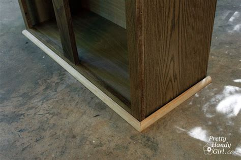 quarter round kitchen cabinets how to make a shoe storage bench out of a habitat restore