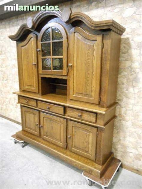 mil anuncioscom alacena aparador de cocina de roble