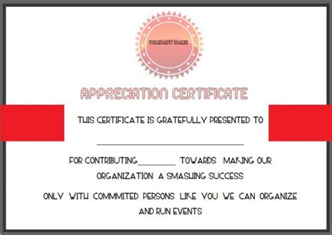 22 Legitimate Donation Certificate Templates For Your Next Caign Demplates Charitable Donation Certificate Template