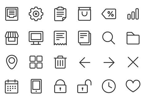 icon template 60 fresh resources for designers december 2015
