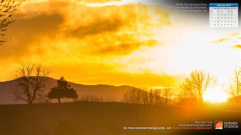 get hd wallpaper january 2014 2014 01 january white top mountain sunrise virginia