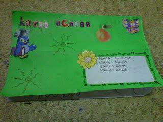 cara membuat kartu undangan ulang tahun dari kertas jeruk membuat kartu ucapan sederhana asyiknya berkreasi