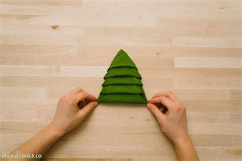 best 25 christmas tree napkin fold ideas on pinterest