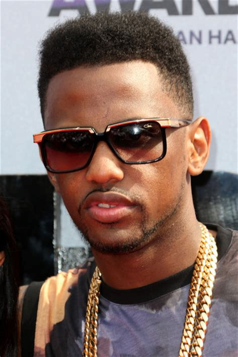 Rapper Fabolous <a  href=