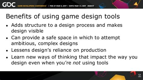 game design benefits game design tools for when spreadsheets and flowcharts