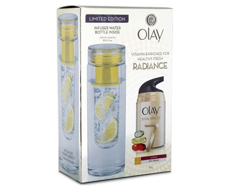 Set Olay Total Effect olay total effects day water bottle set