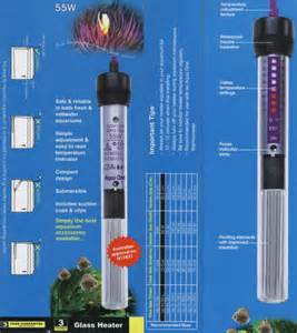 This an example of the type of Aquarium Heater you may wish to use