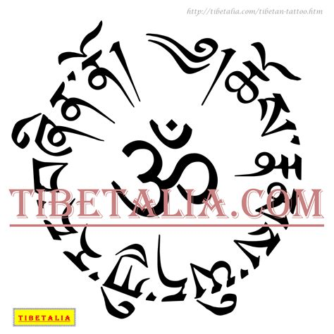 symbols tattoos for men 14 tibetan tribal tattoos clipart