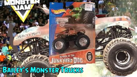 monster jam dog monster mutt junkyard dog 2016 monster truck review