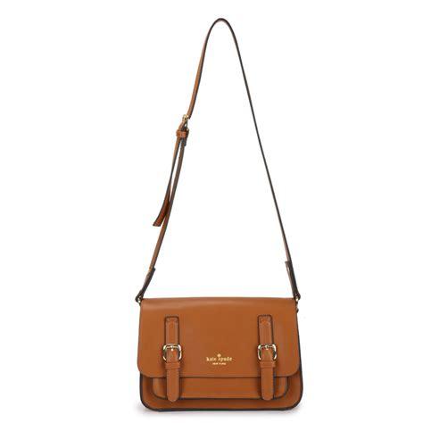Allens New It Bag by Kate Spade New York Allen Crossbody Bag Brown