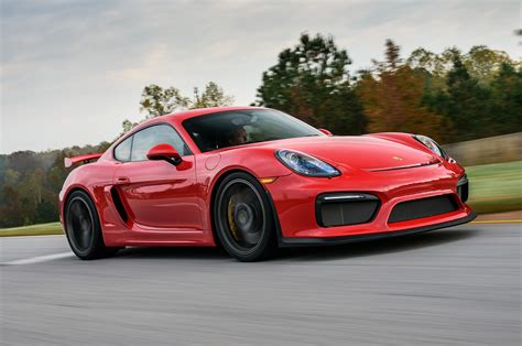 cayman porsche 2016 2016 porsche cayman gt4 911 gt3 rs first drive review