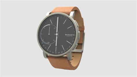 Voici la première montre connectée Skagen Montre & Accessoires