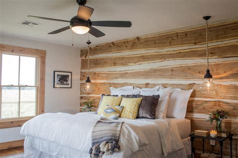 wood walls in house joanna s design tips southwestern style for a run down
