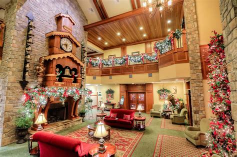 photo gallery the inn at christmas place pigeon forge tn