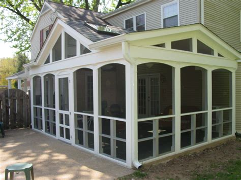 screen porch designs screened in porch casual cottage