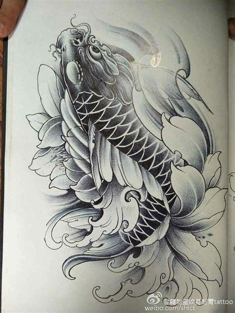 oriental koi tattoo designs pin by nh 227 l 234 văn on hinh xam pinterest koi tattoo