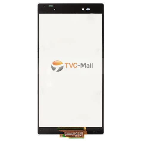 Lcd Touchscreen C6802 C6803 Xl39h Xperia Z Ultra Original black oem lcd touch screen digitizer assembly for sony