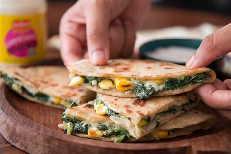 cbell kitchen recipe ideas spinach corn quesadilla recipe recipes made with