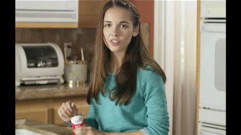 yoplait commercial actress yoplait tv commercial little tricks ispot tv