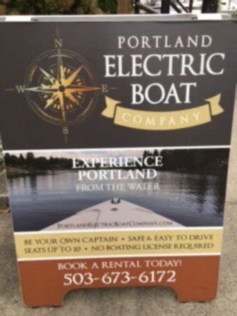 electric boats portland oregon portland electric boat company or anmeldelser