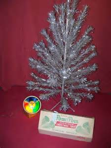 201 best aluminum christmas trees images on pinterest