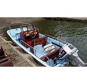 1961 Boston Whaler Restored To Perfect Perfection