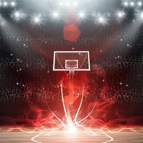 basketball court sports qhd wallpaper wallpaper