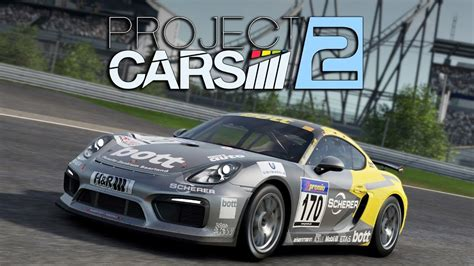 project cars 2 porsche project cars 2 wip porsche cayman gt4 n 252 rburgring gp