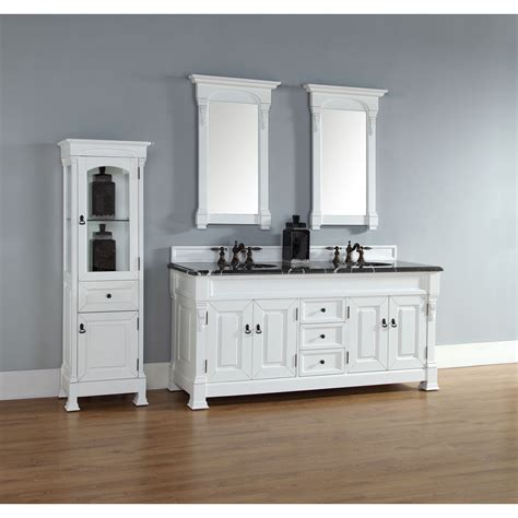james martin bathroom vanities james martin 72 quot brookfield double cabinet vanity