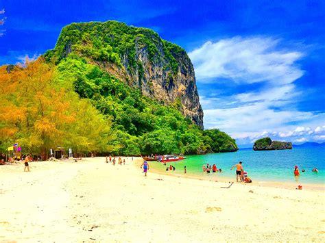 krabi best beaches top 6 beautiful beaches in krabi thailand