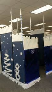 For a cubicle google search cubicle decorating xmas too cute pixels