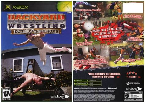 backyard wrestling game soundtrack backyard wrestling don t try this at home 2003 vg