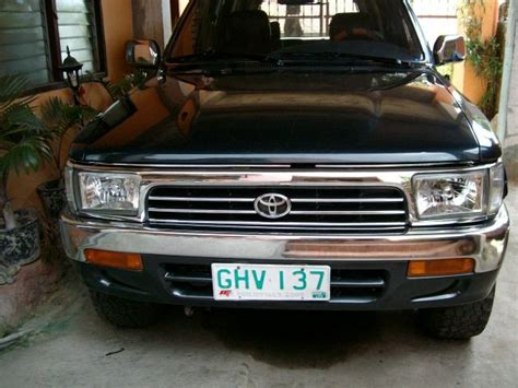 Toyota Surf Philippines Overheating 1994 Toyota Hilux Surf Philippines Solving