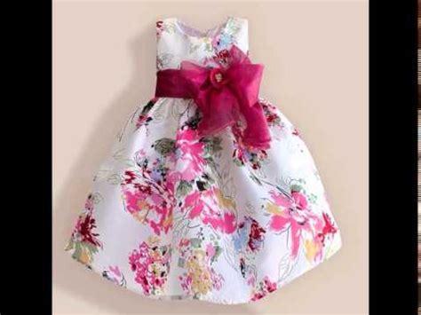 imagenes de vestidos para nenas de 11 a 14 aos coleccion de modernos vestidos para ni 241 as youtube