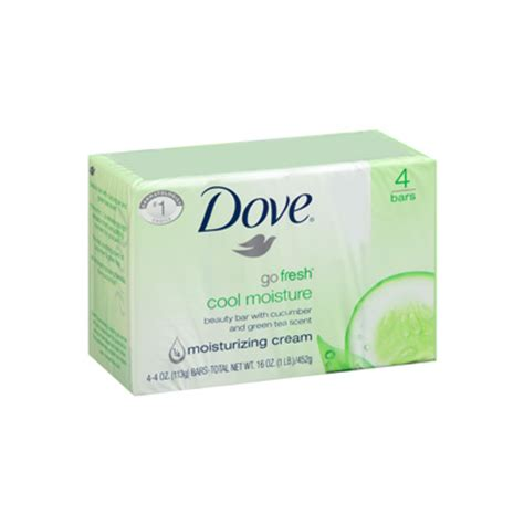Dove Bar Soap (Four Bars)   Cosmos DistributingCosmos