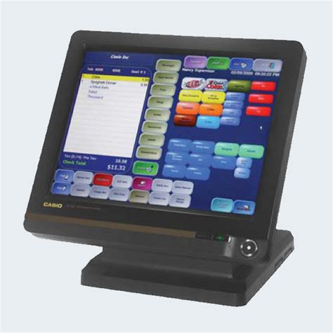 Mesin Kasir Electronic Register Casio Qt 6100 posregister point of sale bundles