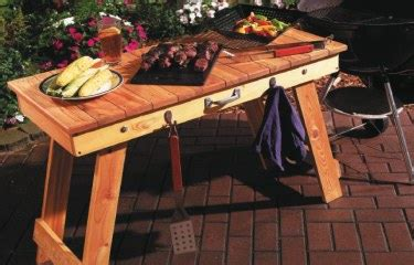 grill table plans free free portable grill table plans woodwork city free