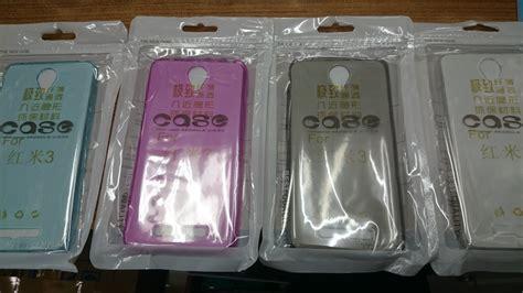 Hp Xiaomi Warna Pink softshell ultra thin xiaomi redmi note 2 casingcoverhape