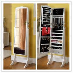 cabinet amusing jewelry cabinet ideas standing mirror