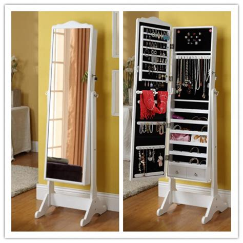 jewelry armoire mirror ikea cabinet amusing jewelry cabinet ideas hives and honey