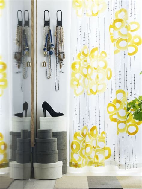Ikea Nursery Curtains Hey Fashionistas Kvarnvik Can Store All Of Your Accessories And It S The Accessory To
